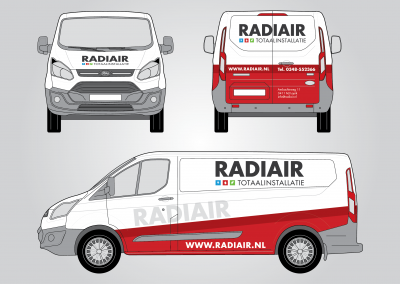 RADIAIR TOTAALINSTALLATIE